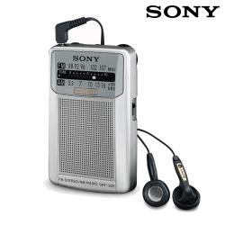 Radio Portátil de Bolsillo Sony SRFS26 - Imagen 1