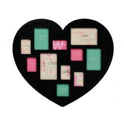 Portafotos Corazón (11 Fotos)