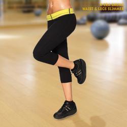 Mallas Corsario X-Tra Sauna Waist & Legs Slimmer - Imagen 1