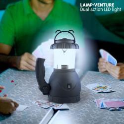 Lámpara-Linterna de Camping Lamp Venture