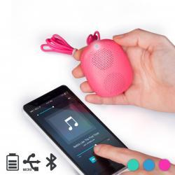 Altavoz Bluetooth Mini Colgante AudioSonic - Imagen 1