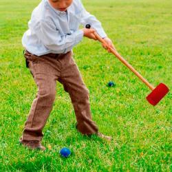 OUTLET Croquet para Niños (Liquidación)