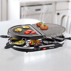 Raclette Grill y Piedra Tristar RA2946 - Imagen 1