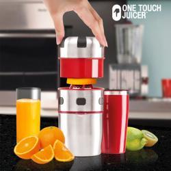 Exprimidor Profesional de Acero One Touch Juicer - Imagen 1