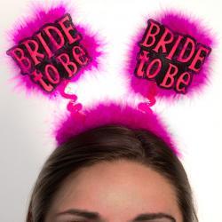 Diadema para Despedida de Soltera Bride to Be