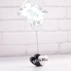 Portatarjetas Mr & Mrs - Imagen 1