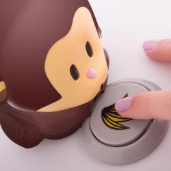 Secador de Uñas Portátil Mono - Imagen 1