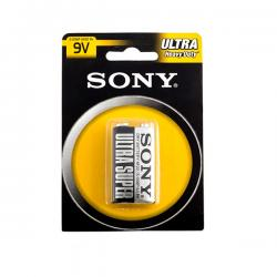 Pila Salina Ultra Sony 6F22 9V - Imagen 1