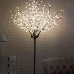 Árbol de Navidad con Ramas LED