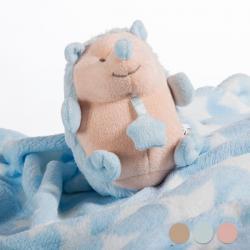 Manta para Bebé con Peluche - Imagen 1