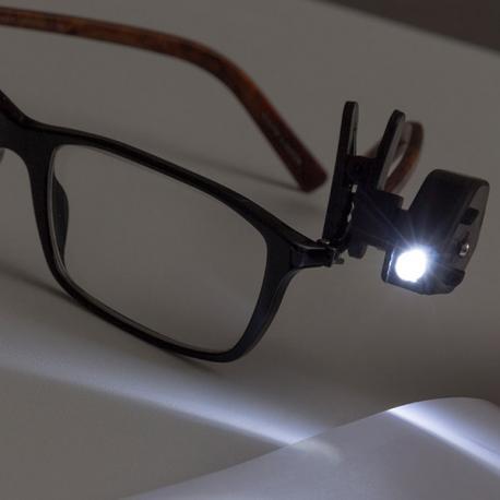 Clip LED 360º para Gafas Presence Light - Imagen 1