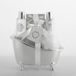 Set de Baño para Mujer con Bañera Decorativa