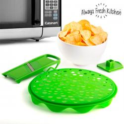 Kit para Hacer Patatas Fritas Crispy Crisp+ - Imagen 1