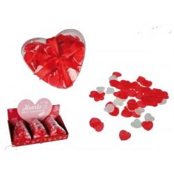 Confeti para Bañera Corazón Grande - Imagen 1