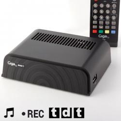 Grabador-Sintonizador TDT GigaTV M455 T - Imagen 1