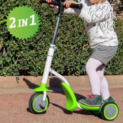 Patinete-Triciclo Boost Scooter Junior 2 en 1 (3 ruedas) - Imagen 1