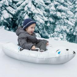Snow Boogie Hinchable Oso Polar