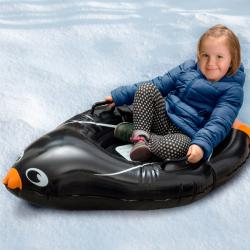Snow Boogie Hinchable Pingüino - Imagen 1