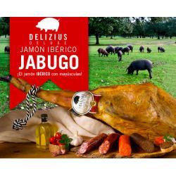 Jamón Ibérico de Bellota de Jabugo Delizius Deluxe - Imagen 1