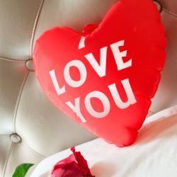 Corazón Hinchable I Love You