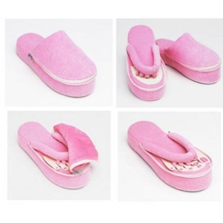 Zapatillas Visco elásticas Pedicura - Imagen 1