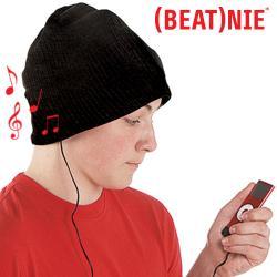 Gorro con Auriculares y Micrófono (BEAT)NIE