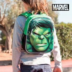 Mochila Escolar 3D Hulk - Imagen 1