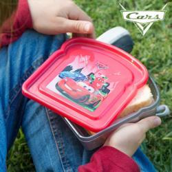 Porta-Sándwich Infantil Cars