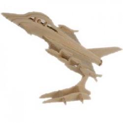 Puzzle de Madera Aviones - Imagen 1