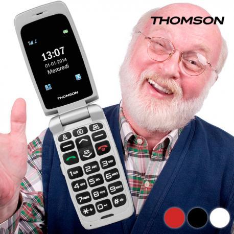 Teléfono Móvil Thomson Serea62 - Imagen 1