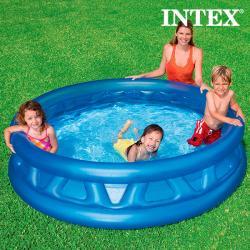 Piscina Hinchable para Niños Intex (Ø 188 cm)