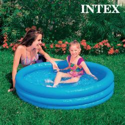 Piscina Hinchable para Niños Intex (Ø 114 cm)