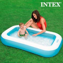 Piscina Hinchable para Niños Rectángulo Intex