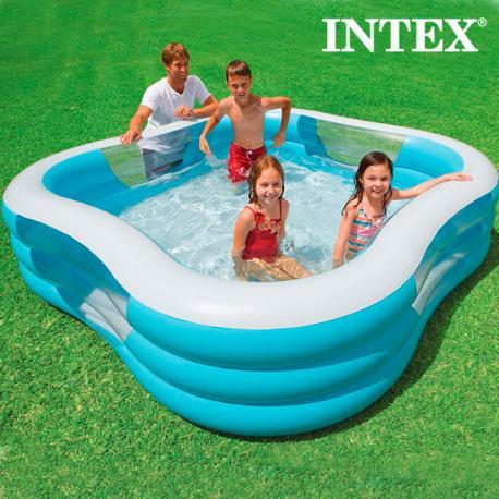 Piscina Hinchable Family Intex - Imagen 1