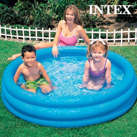 Piscina Hinchable para Niños Intex (Ø 147 cm) - Imagen 1