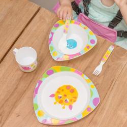 Vajilla Infantil (5 piezas) - Imagen 1