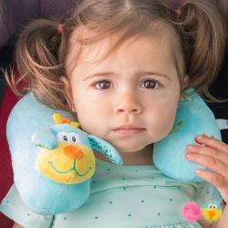 Cojín Cervical para Bebés