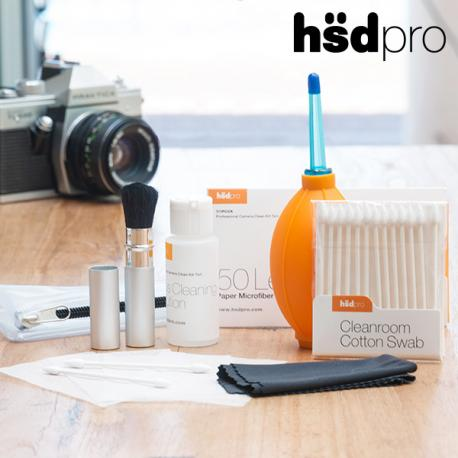Kit de Limpieza para Cámara Fotográfica hsdpro (7 piezas) - Imagen 1