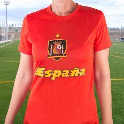 OUTLET Camiseta España