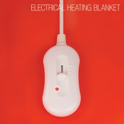 Manta Eléctrica Doble 160 x 140 - Imagen 1