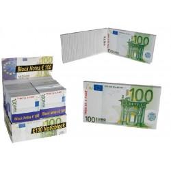 Bloc de Notas Grande 100 Euros - Imagen 1