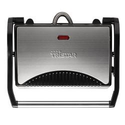 Grill Carcasa Acero Inox | Tristar GR2846 - Imagen 1