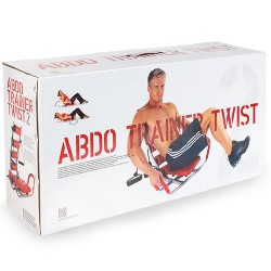 Banco Abdominales ABDO Trainer Twist con Tensores - Imagen 1