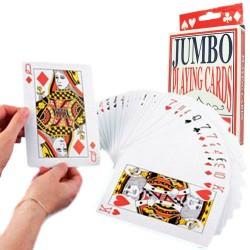 Cartas de Poker Grandes - Imagen 1