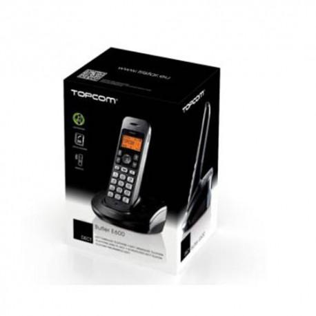 Teléfono Inalámbrico TopCom Dect Butler E600 - Imagen 1