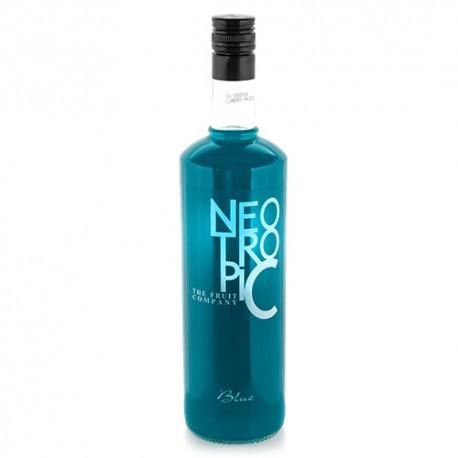 Blue Neo Tropic Bebida Refrescante sin Alcohol 1L - Imagen 1