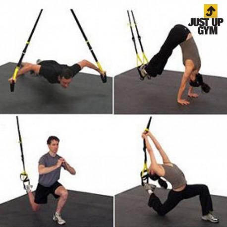 Just Up Gym Tensores para Ejercicios en Suspensión - Imagen 1