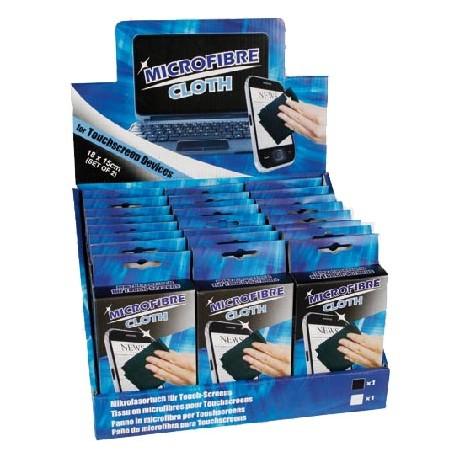 Paño Microfibra para Pantallas Táctiles - Imagen 1