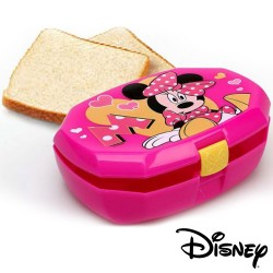 Porta Sandwich Minnie Disney - Imagen 1
