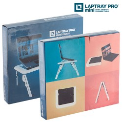 Mesa Portátil con Ventilador Laptray Pro Mini - Imagen 1